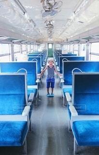 電車~。の写真・画像素材[2261687]