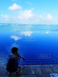 青が好き。の写真・画像素材[2262186]