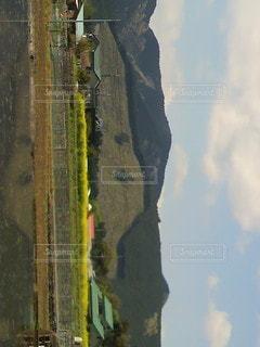 キャラ山の写真・画像素材[2211268]