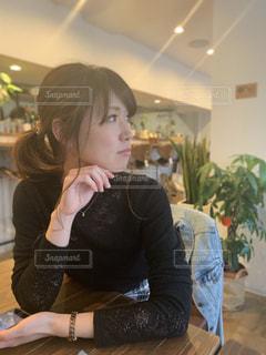 カフェの写真・画像素材[2251878]