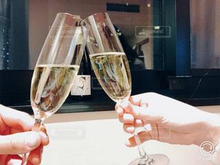 オシャレ,クリスマス,グラス,大人,乾杯,ドリンク,シャンパン,デート,Xmas,クリスマスデート,kp