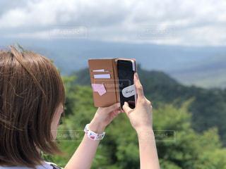 キンタマーニ高原にての写真・画像素材[2283673]