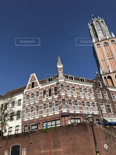 タワーと建物の写真・画像素材[2400900]