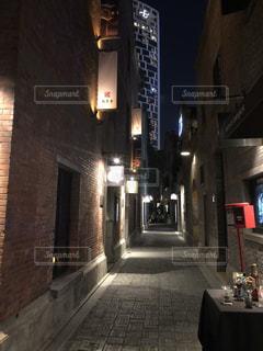 上海の路地の写真・画像素材[2719550]
