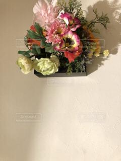 壁飾りの写真・画像素材[4636163]