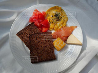 朝食の写真・画像素材[4288245]