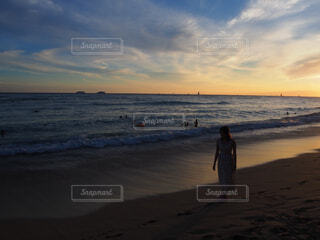 海の写真・画像素材[4432966]