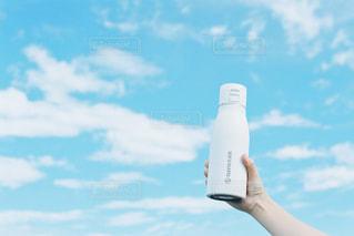 空,屋外,白,雲,青空,おでかけ,アンバサダー,水筒,タケヤ,タケヤフラスク,タケヤフラスクトラベラー