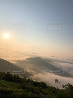 山の眺めの写真・画像素材[2287757]