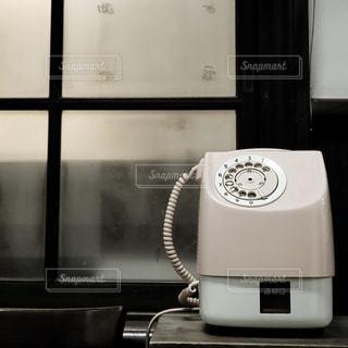 ダイヤル式公衆電話の写真・画像素材[2922916]