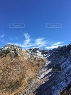 鳥海山頂付近の写真・画像素材[2225089]