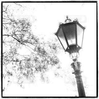 レトロなランプの写真・画像素材[2911430]