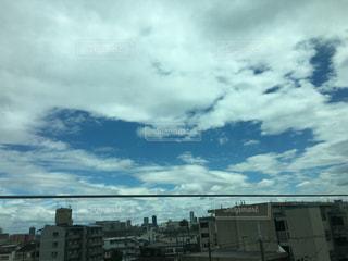 自然,空,雲,夕方,景色,ハート,ハートマーク