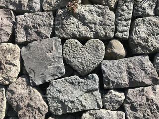 岩壁のクローズアップの写真・画像素材[2231533]