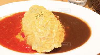 食べ物の皿の写真・画像素材[2279818]