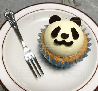 可愛いカップケーキ♪の写真・画像素材[4156913]