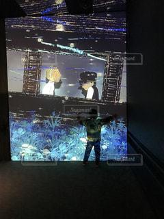 ビデオゲームのスクリーンショットの写真・画像素材[2279985]