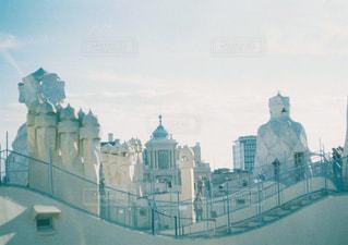 建物,屋外,海外,旅行,スペイン,バルセロナ,フィルム,海外旅行,お洒落,フィルム写真,フォトジェニック,カサミラ,ハーフカメラ,インスタ映え,フィルムフォト,olympuspenFT