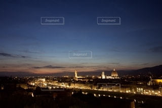 イタリアの夜景の写真・画像素材[2775301]