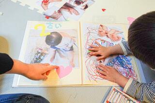風景,屋内,人物,人,Snapmart,漫画,テキスト,スケッチ,図面,PR,子供の芸術,アルバムのある暮らし,子ども写真
