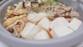 食べ物,冬,食事,フード,家,皿,鍋,豆腐,鶏肉,ヘルシー,飲食,なべ