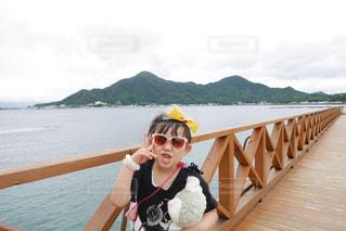 海と島と私との写真・画像素材[2329182]