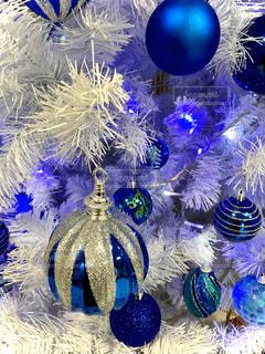 クリスマスツリーの写真・画像素材[2833367]