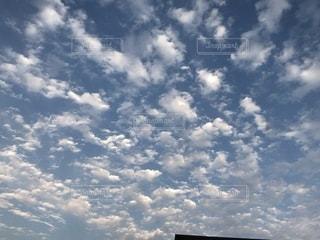 空,屋外,雲,青空,青い空