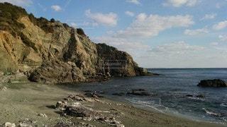 岬の浜辺の写真・画像素材[2343213]