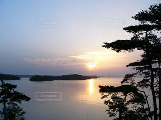 松島の朝の写真・画像素材[2343212]