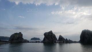 浄土の浜辺の写真・画像素材[2355698]