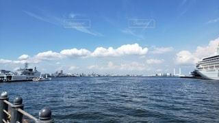 夏 空 海の写真・画像素材[2355699]