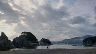 浄土の浜辺の写真・画像素材[2356325]