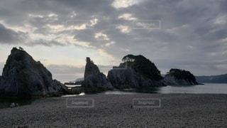 浄土の浜辺の写真・画像素材[2356326]