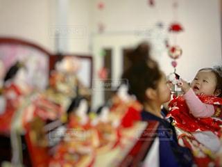 ひな祭りの写真・画像素材[2364581]