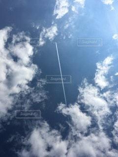 空,屋外,雲,散歩,飛行機雲,レジャー,お散歩,ひこうき雲,ライフスタイル,おでかけ,お出かけ