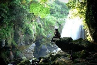 滝の写真・画像素材[2258735]
