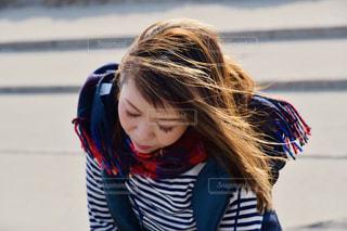 風のいたずらの写真・画像素材[2298690]