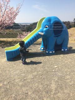 公園の写真・画像素材[2260607]