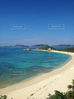慶良間のビーチの写真・画像素材[2357542]