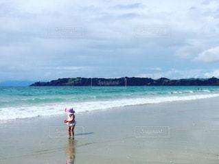 ハワイのビーチの写真・画像素材[2364130]