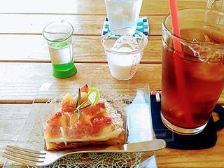 伊豆の可愛いカフェにての写真・画像素材[2264943]