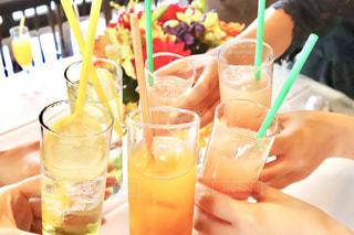 カラフル,結婚式,グラス,お祝い,乾杯,ドリンク