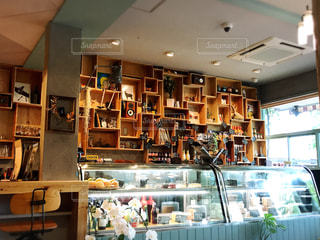 カフェの写真・画像素材[2278107]