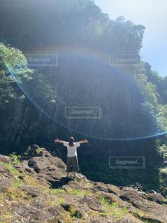 宮崎県の高千穂峡!の写真・画像素材[2297110]