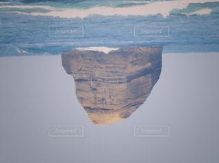 海,夏,波,ハート,岩,水しぶき,石,マーク,ハート?,ちょっと無理がある