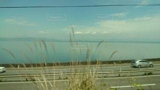 海と青空の写真・画像素材[2280891]