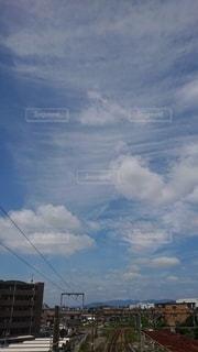 空と雲の写真・画像素材[2415320]