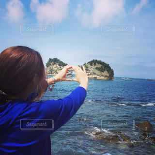 私から見える風景の写真・画像素材[2273928]