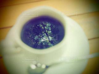 カップのクローズアップの写真・画像素材[2276850]